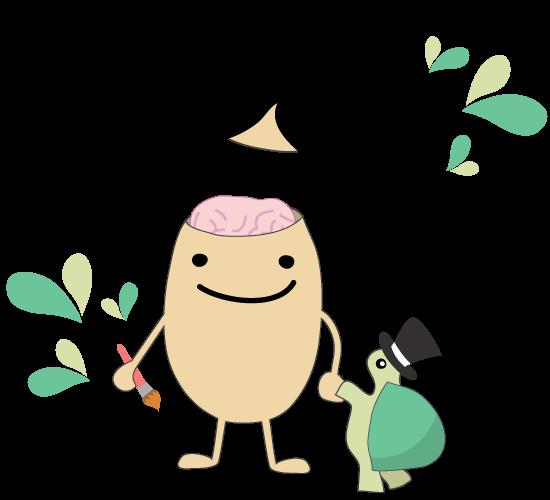 Jen Aboki creator jenaboki.com.au Illustration mental health